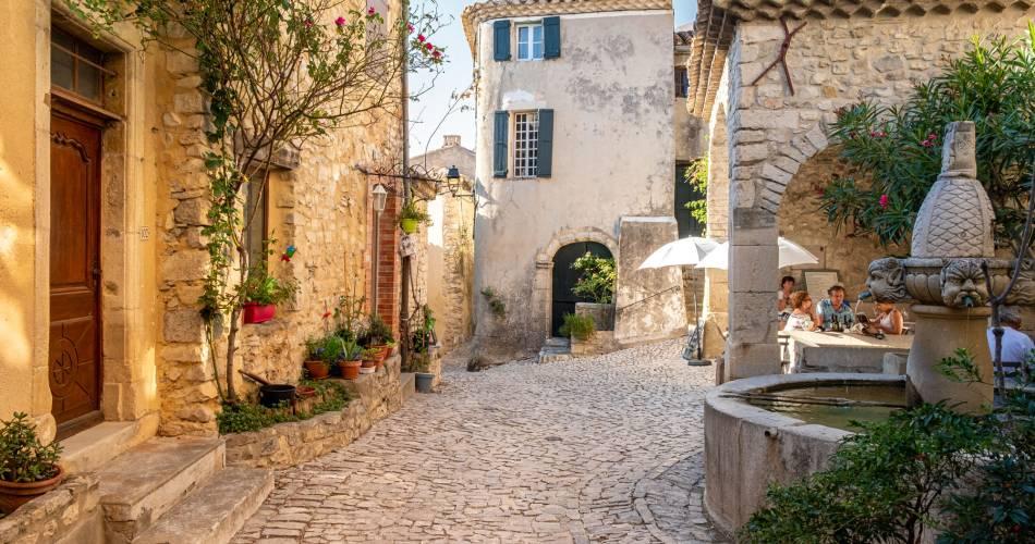 Village de Séguret@Abel Philippe