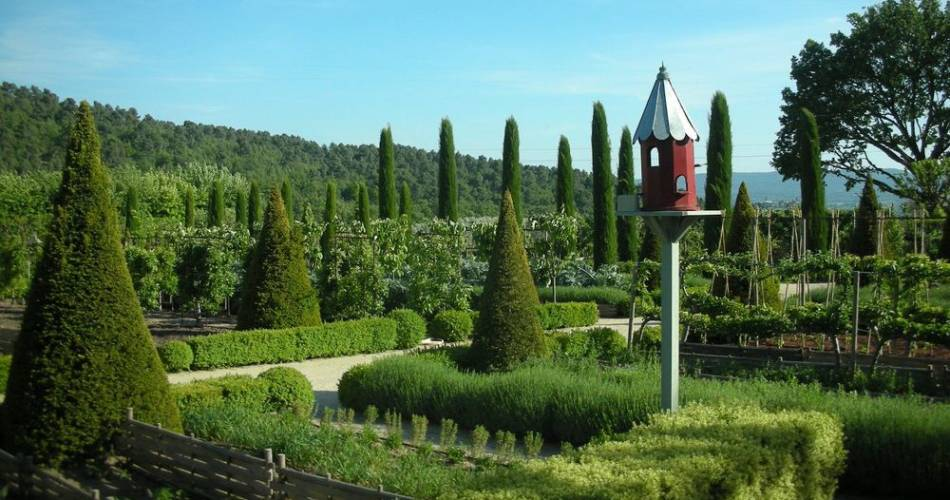 Le Jardin Remarquable du Château Val Joanis@
