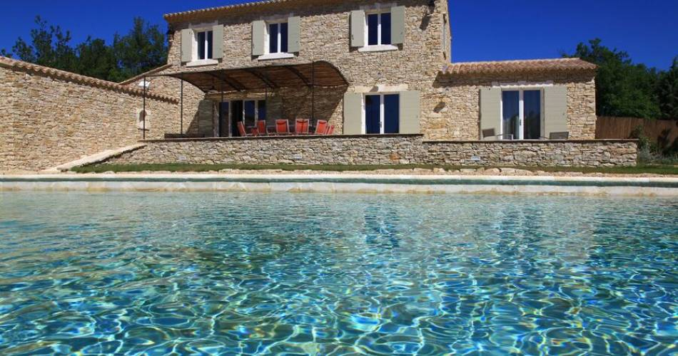 Les Mazets de provence - Mas Pitchoun@A. Lefrançois