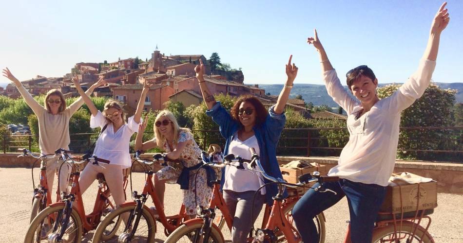 La Pédale douce@Vélo Loisir Provence