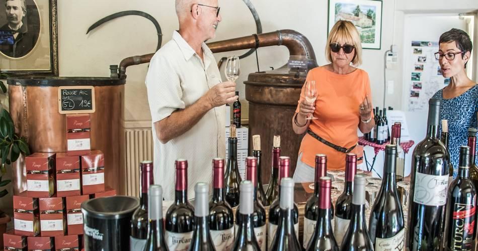 Museum of Arts & Wine@Droits Gérés Château Turcan