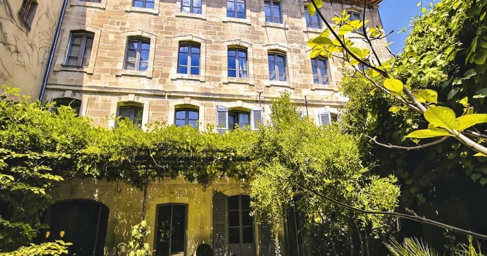 Les Jardins de Baracane - Chambres d'hôtes@©ljdb