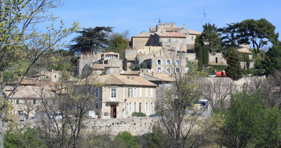 GTV per mountainbike Etappe 5.2 Murs - Fontaine-de-Vaucluse@Alain Hocquel