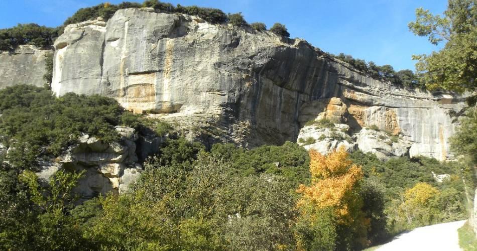 Site d'escalade - Buoux@Hocquel Alain