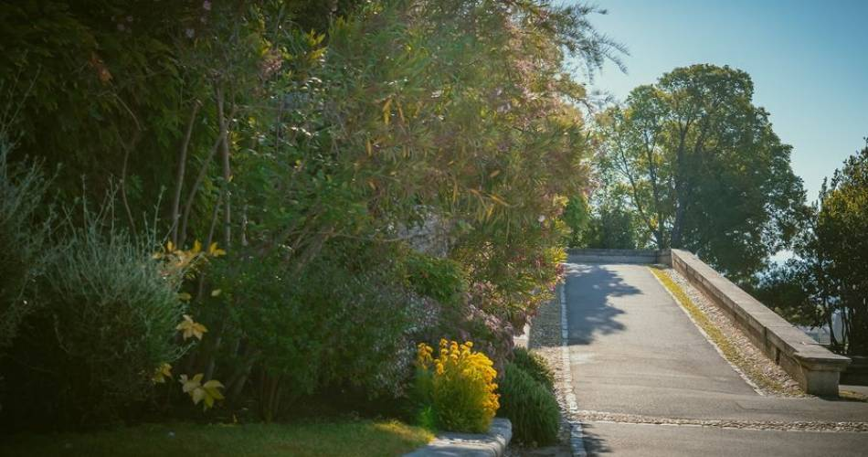 Le jardin du Rocher des Doms@VPA / M. Planque