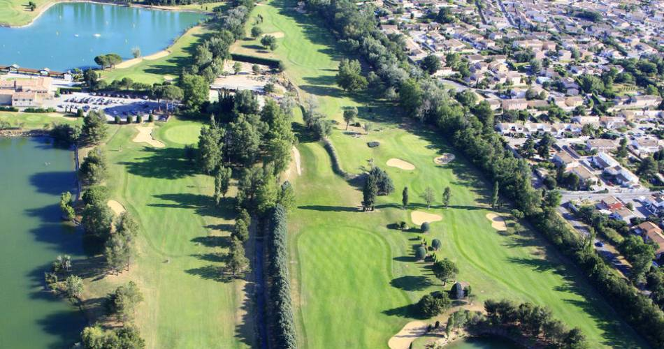 Golfplatz Grand Avignon@Coll. ADT / A. Hocquel