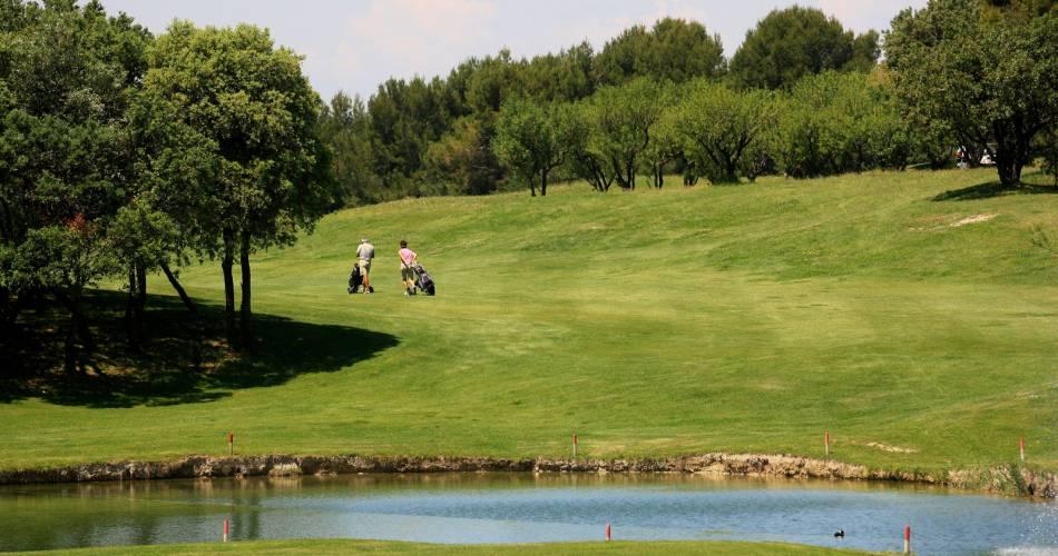 Golf de Saumane@Coll. ADT / A. Hocquel