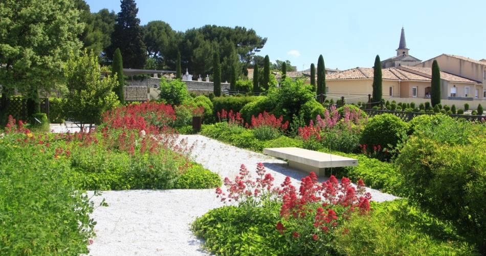 Le jardin romain de Caumont-sur-Durance@HOCQUEL Alain / Coll. Vaucluse Provence