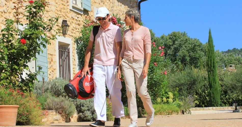 Golf Pitch 130@HOCQUEL Alain - Vaucluse Provence