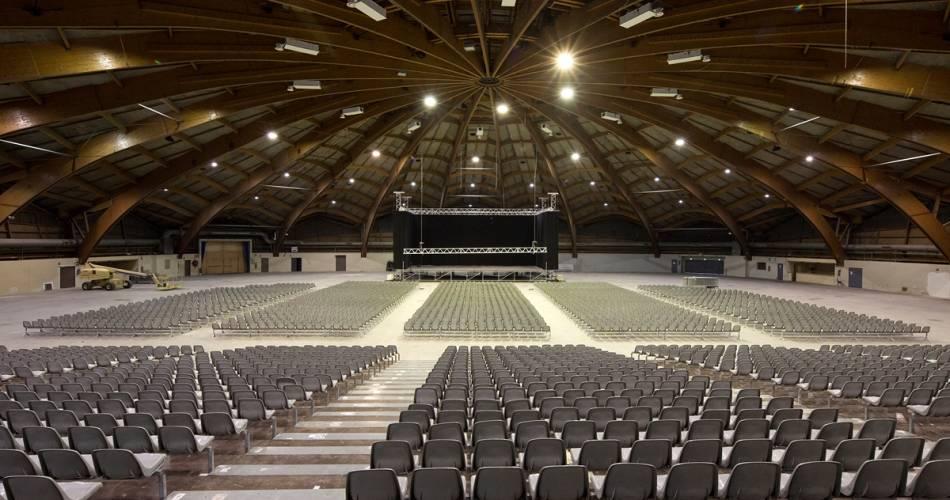 Centre des congrès d'Avignon@Eric Larrue