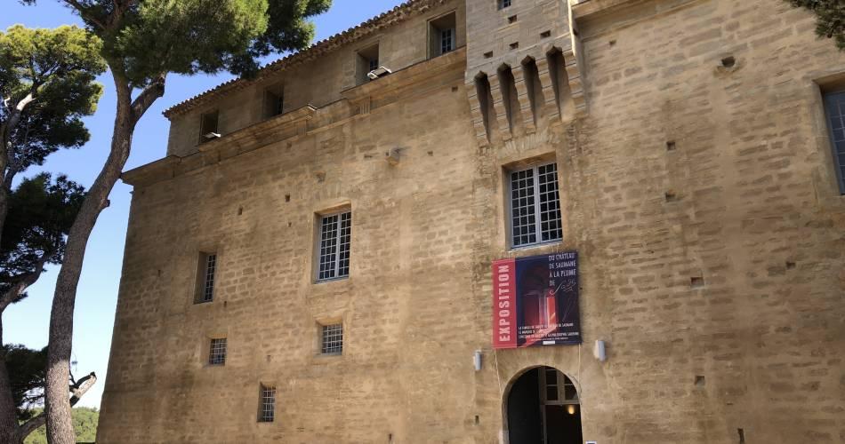 Château de Saumane@Isle sur la Sorgue Tourisme