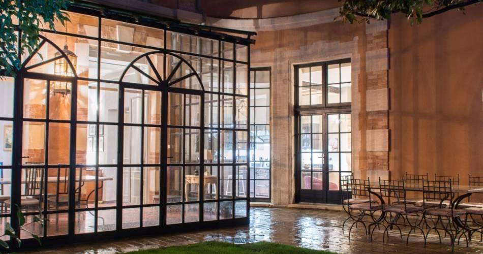 Au Coeur d'Avignon - Chambres d'Hôtes@Clévacances