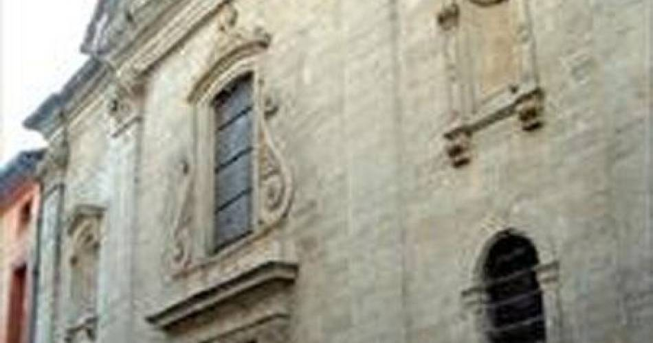 Saint-Louis Chapel@Laël LETTRICE