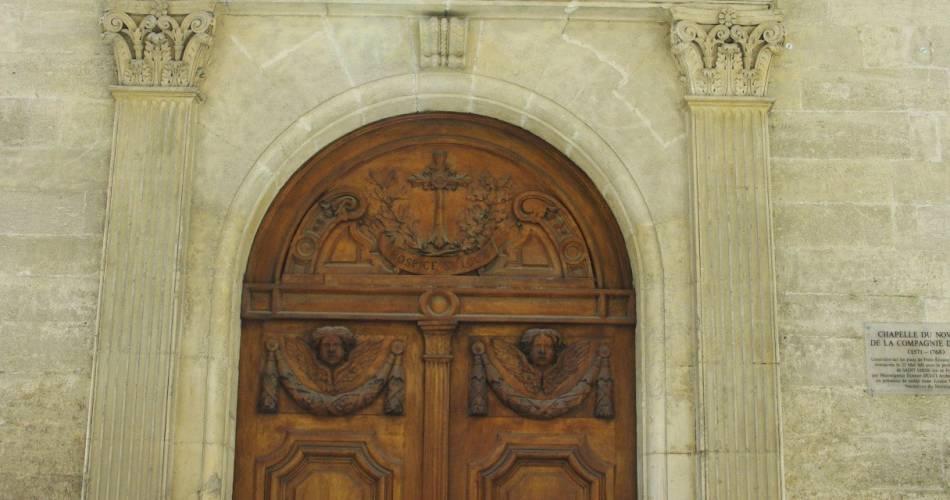 Saint-Louis Chapel@E Catoliquot