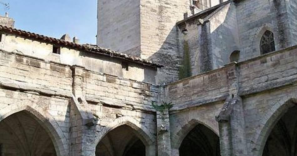 Collégiale Notre-Dame et son cloître@OT Villeneuve