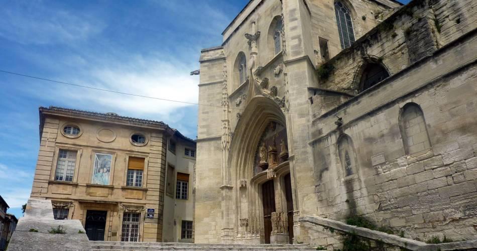 Church of Saint-Agricol@F Ollivier