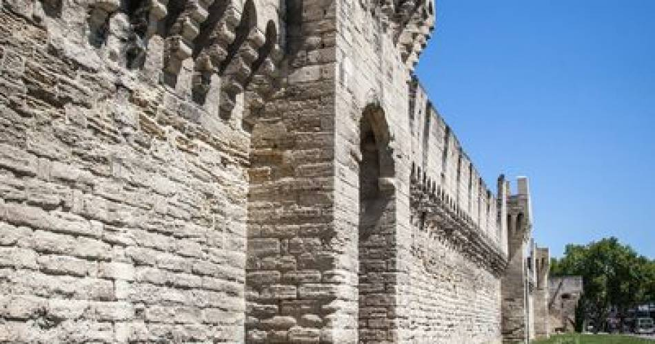 Les Remparts d'Avignon@F Ollivier