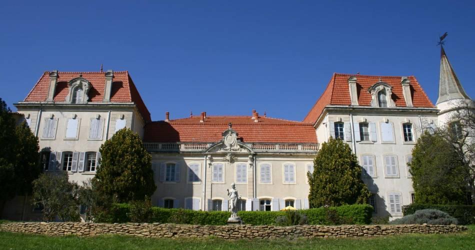 Wine tourism activities at Château Vaudieu@Château Vaudieu