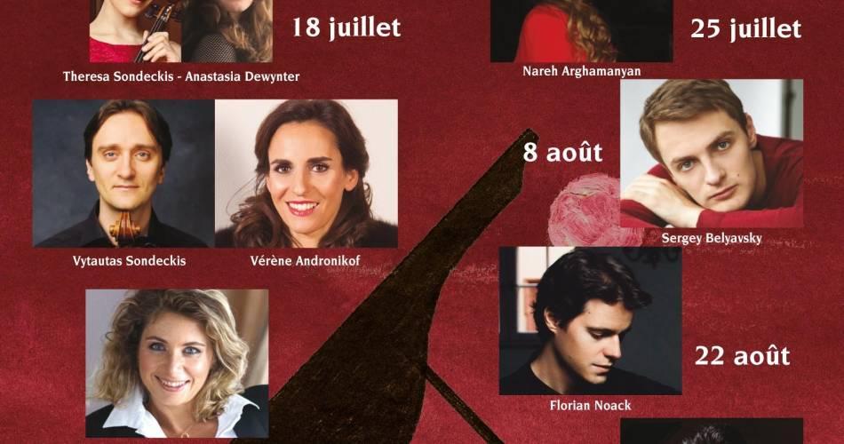 Liszt in Provence Festival@Liszt en Provence
