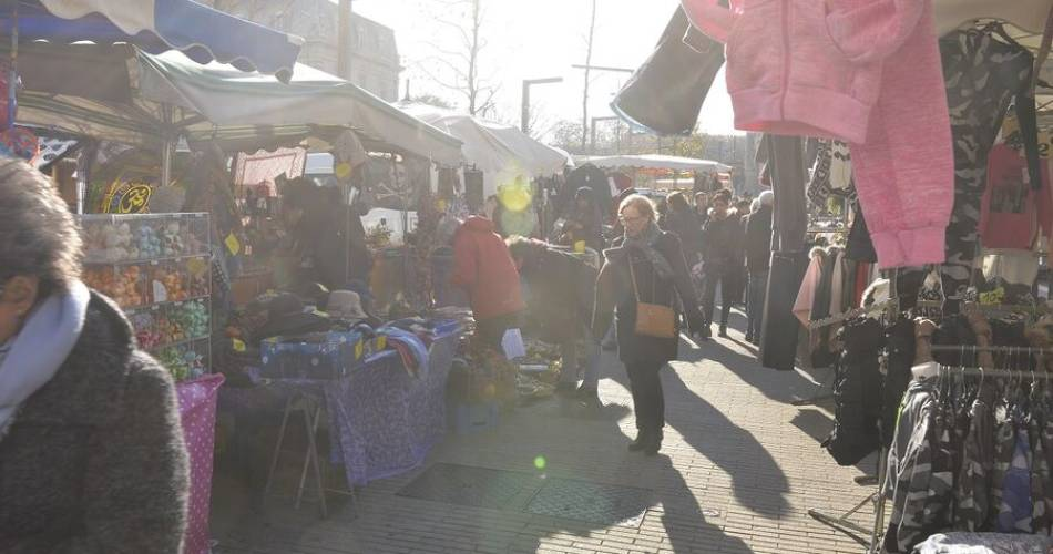 Foire de la Saint-André@C. Rodde / Avignon Tourisme
