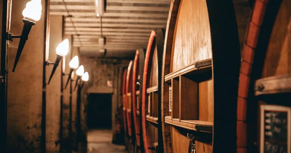 Visit of Château Fortia@®Château Fortia