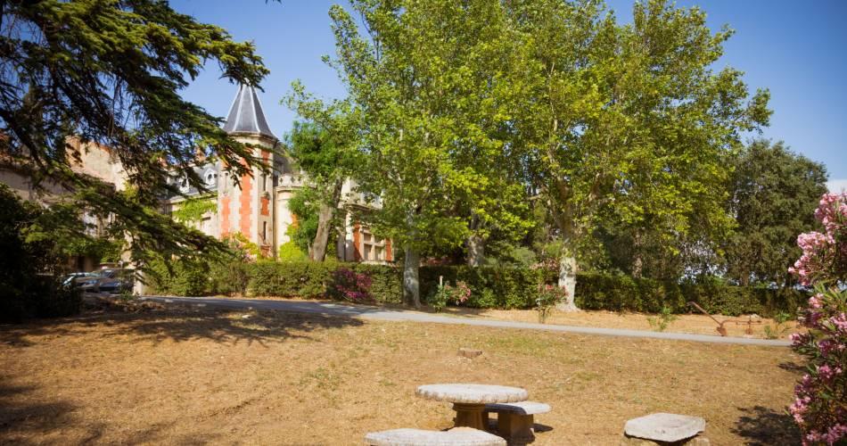 Visit of Château Fortia@© Château Fortia