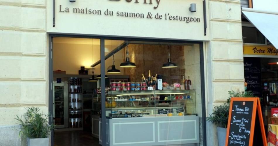 Berny La Maison du Saumon et de l'Esturgeon@©michelalexandrovitch