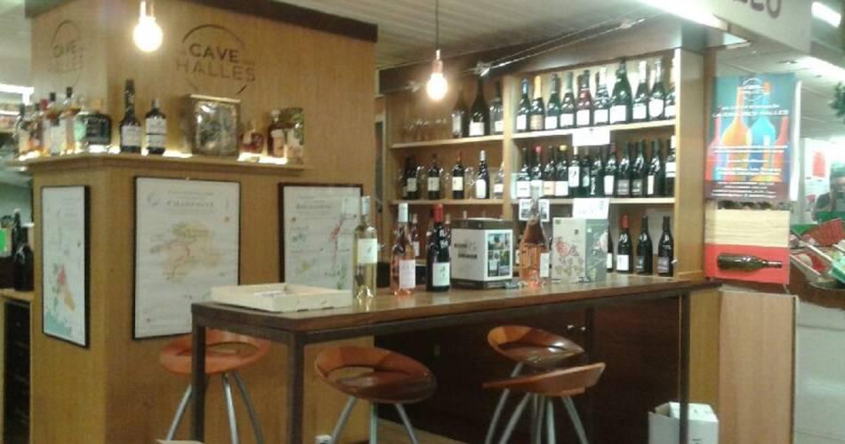 La Cave des Halles Wine Cellar@©cavedeshalles