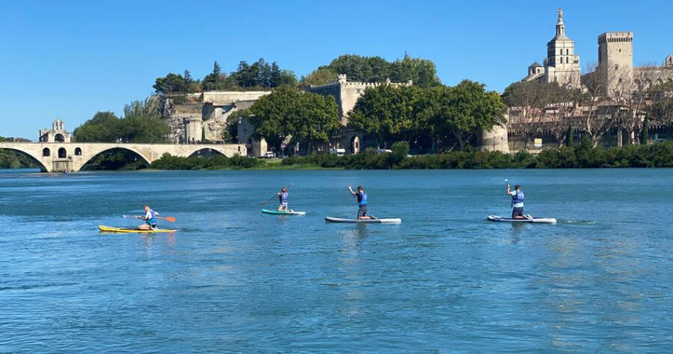 Canoë Vaucluse -  Balade en Canoë Kayak@©comitedevauclusedekayak