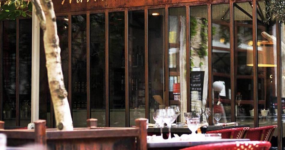 Maison Bronzini - Le Bistrot du Moulin@@MaisonBronzini