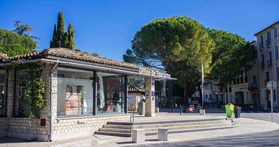 Office de tourisme Vaison Ventoux Provence@D. Clerc