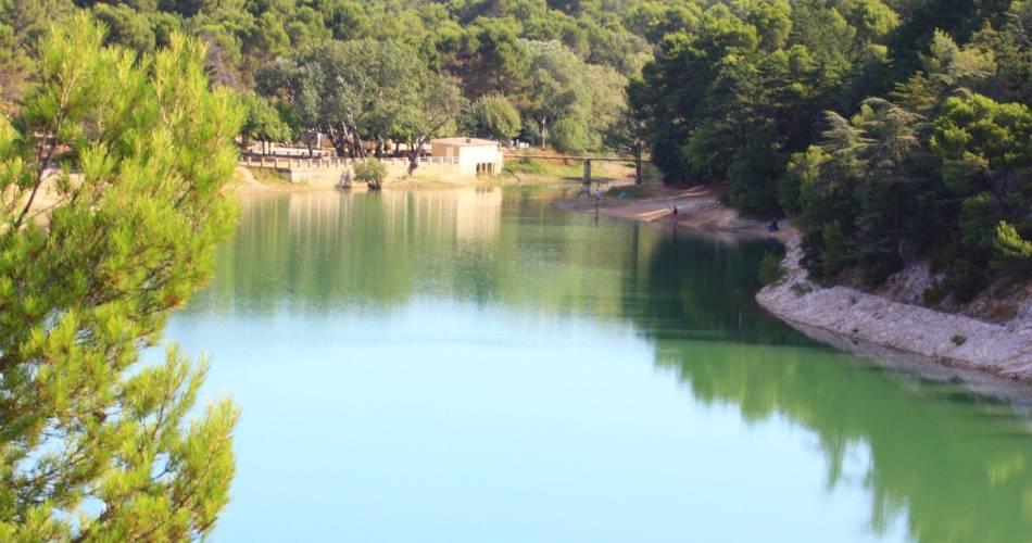 Lac du Paty@Droits gérés A. Hocquel / Coll. ADT
