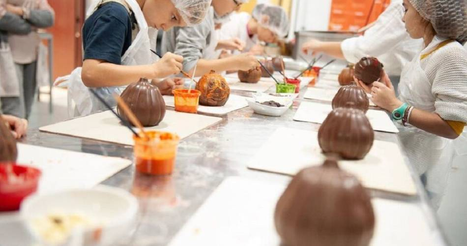 Castelain Chocolate Factory@