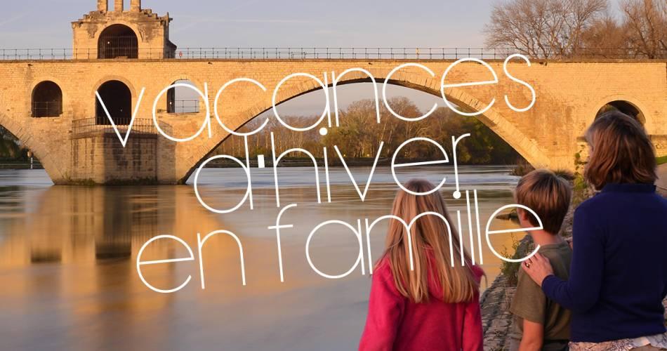 Winter holidays@avignon tourisme