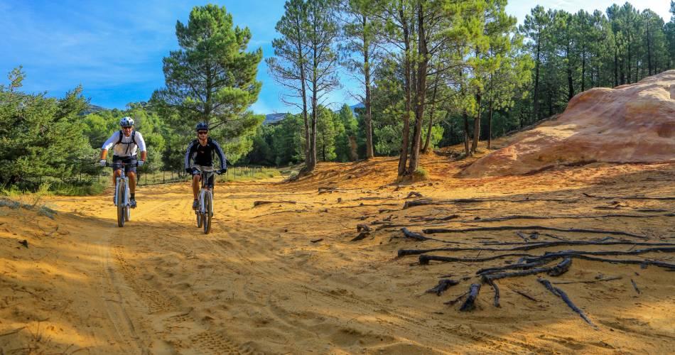 Etappe2: Malaucène/Bédoin - Überquerung des Vaucluse mit dem e-bike@A. Hocquel
