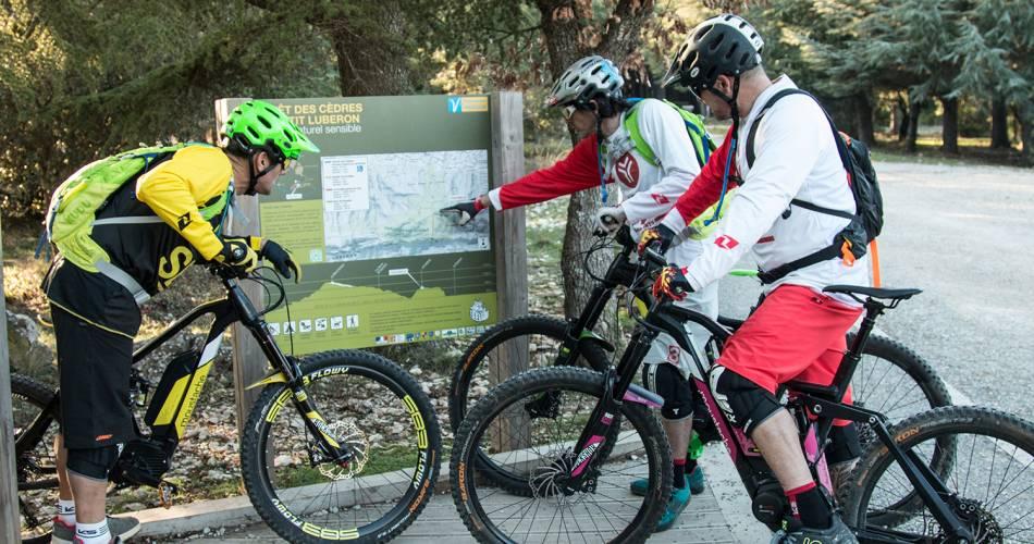 Etape 7 : Bonnieux/Mérindol Traversée de Vaucluse VTT e-bike@VTTMag