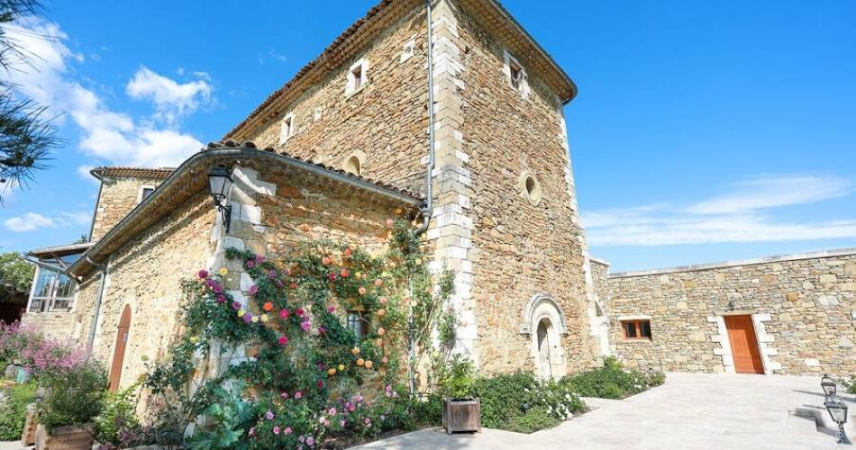 Jardin de l'abbaye de Valsaintes@