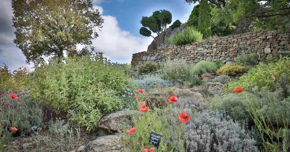 Jardin de l'abbaye de Valsaintes@Valsaintes