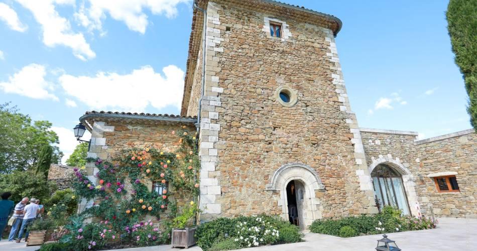 Jardin de l'abbaye de Valsaintes@Valsaintes-Minot-jardin-jardinier