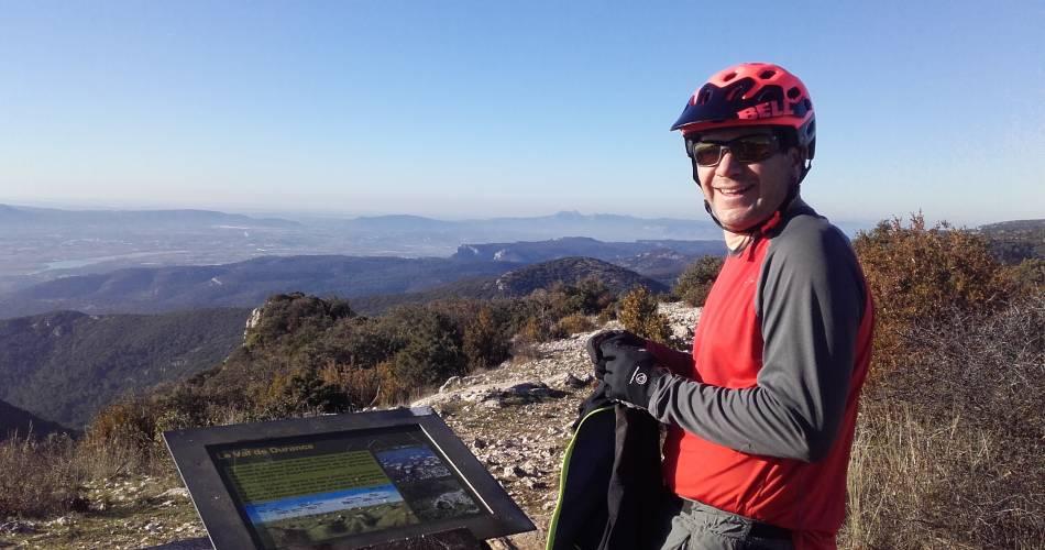 Grand Tour du Petit Luberon en VTT e-bike@PNRL - Eric Garnier