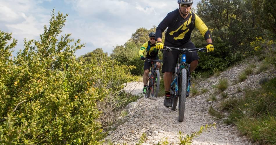 Tour du Mont-Ventoux à VTTAE@VPA