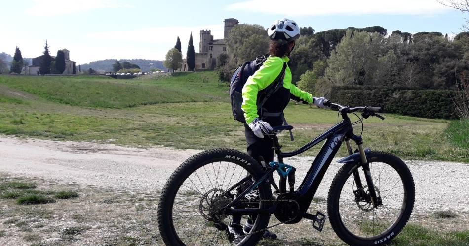 VTT n°3 - Grand Tour du Pays d'Aigues - GPS@PNRL - Eric Garnier