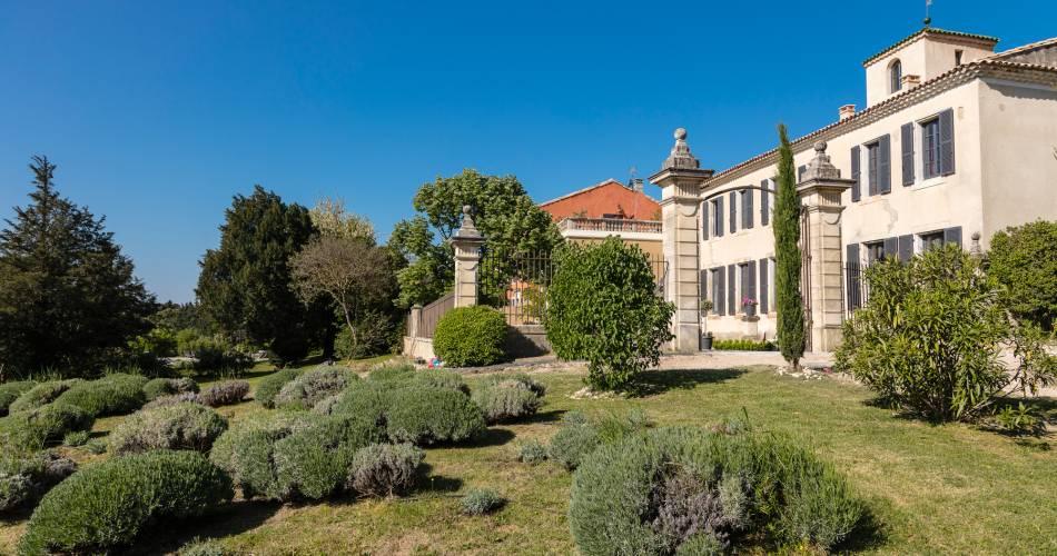 Le Château des Cinq Cantons - Gîte Gaïa@Bruno PIESCHESMISKY