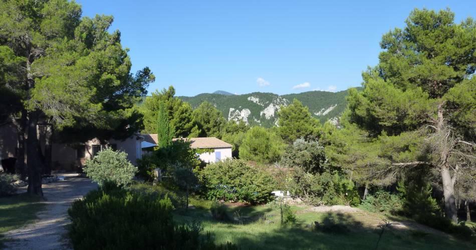 Gîte la Pinède du Barroux - Beaumes@LABRUNYE