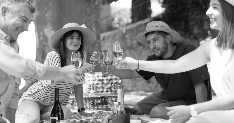 Pique-nique vigneron du Château Pesquié@Château Pesquié