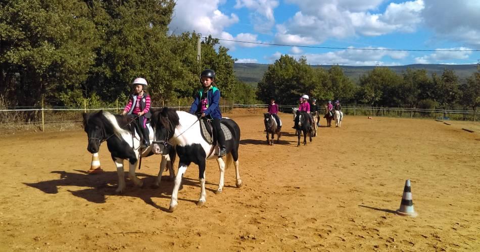Equestrian centre le Poney Rouge@L. Moreau