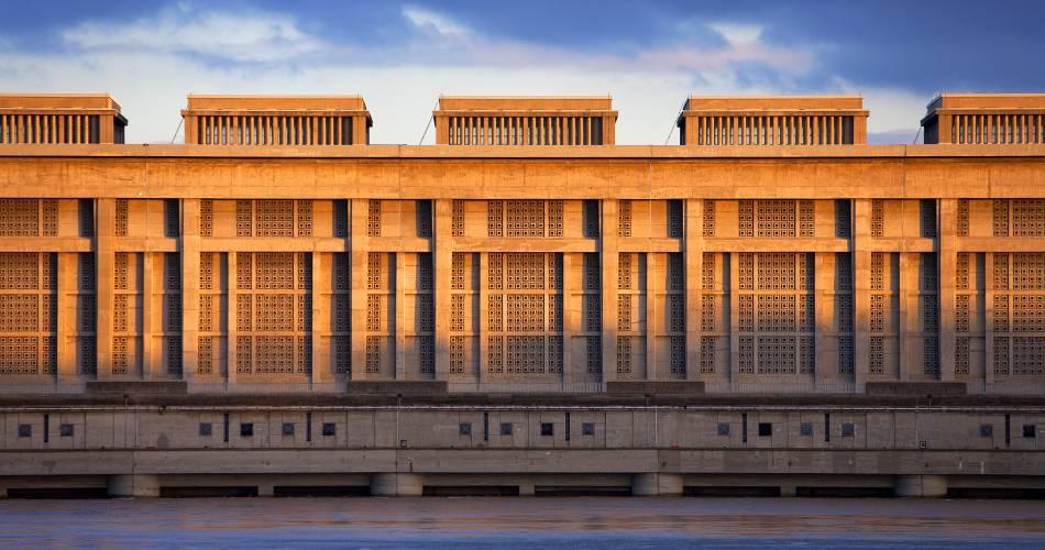 André Blondel CNR Hydroelectric Power Plant@©photothequeCNR-C.Moirenc