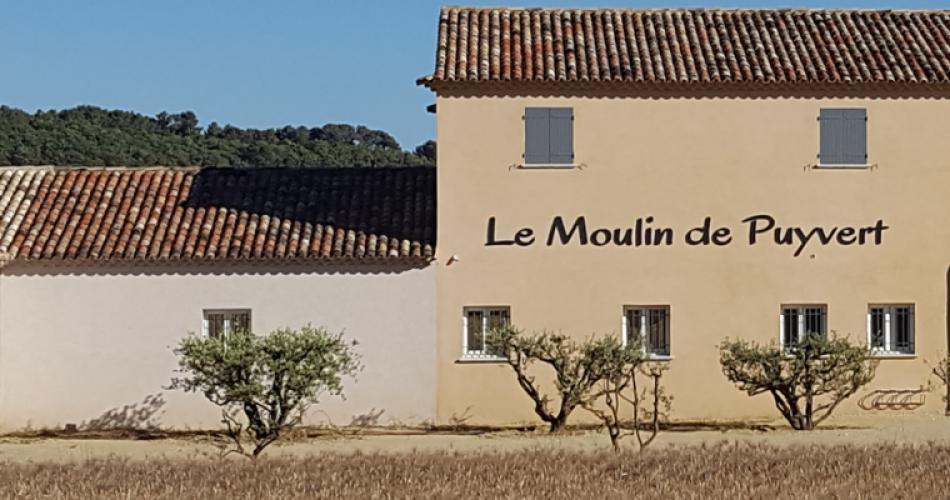 Le Moulin de Puyvert@Le Moulin de Puyvert