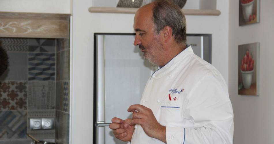 Cooking Class with Jean-Marc Villard@Vaucluse Provence Attractivité