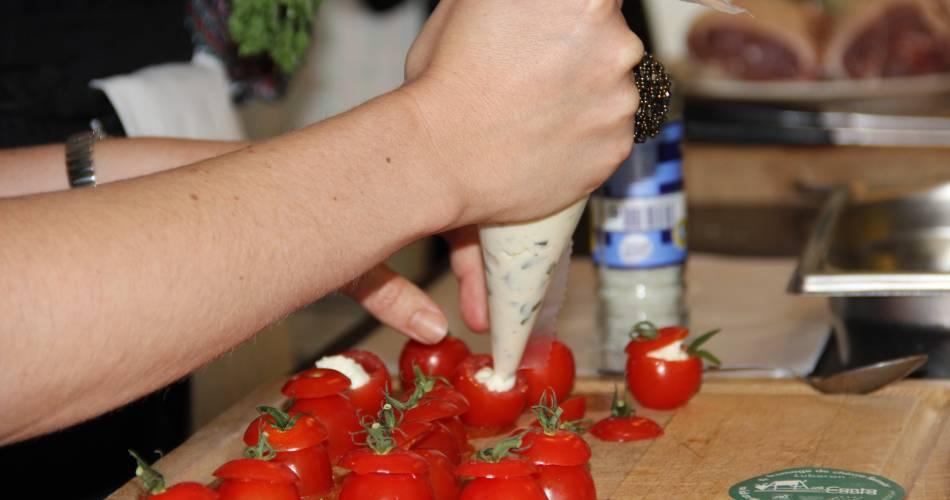 Cooking Class with Jean-Marc Villard@Vaucluse Provence Attractivité